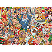 WASGIJ - Christmas 11 - 1000pc Puzzle