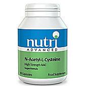 Nutri Ltd Nac 90 Capsules
