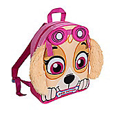 Paw Patrol Skye Plush Front Backpack