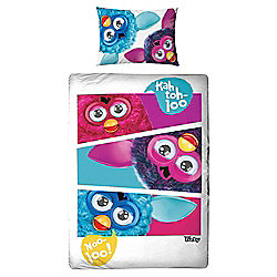 Furby Single Bed Duvet Cover Set