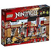 LEGO Ninjago Kryptarium Prison Breakout 70591