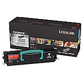 Lexmark Black Toner Cartridge (Yield 9,000 Pages) for E350d/E352dn Printers