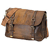 OiOi Man Leather Satchel Bag (Jungle)