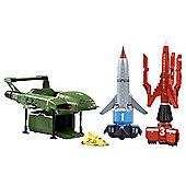 Thunderbirds Are Go - Vehicle Super Set