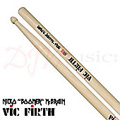 Vic Firth Nickio McBrain Wood Tip Sticks