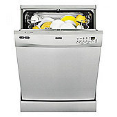 Zanussi ZDF26001XA Full-size, Dishwasher, A+ Energy Rating, in Stainless Steel