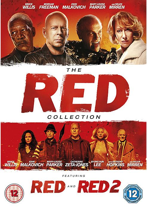 Red 1 & 2 (DVD Boxset)