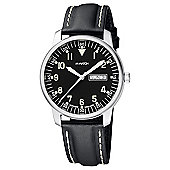 M-Watch Aero Unisex Day/Date Display Watch - A667.30290.01