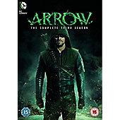 Arrow - Series 3 DVD