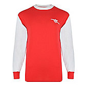 Arsenal 1971 LS Shirt Red XXL