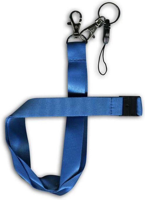 U-bop Neck Strap Lanyard, Rising Blue