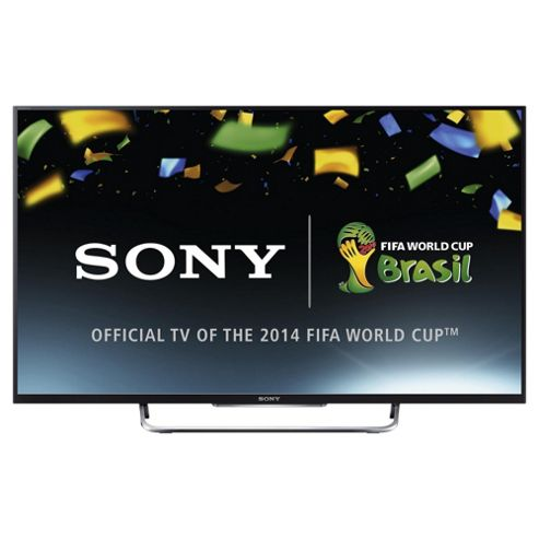 Sony KDL42W705BBU 42 Inch Smart  Full HD 1080p LED TV With Freeview HD -