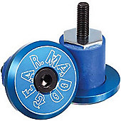 Madd Gear MGP Bar Ends - Blue