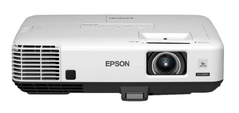 Epson EB-1880 3LCD Projector 2500:1 4000 Lumens 1024x768 3.3kg (Networked)