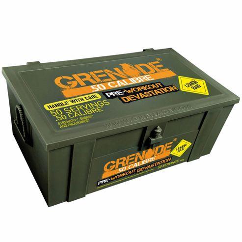 Grenade 50 Cal. - Lemon Raid