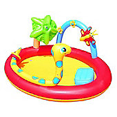 "Play Centre Paddling Pool 76"" x 59"" x 35"" - 53026"