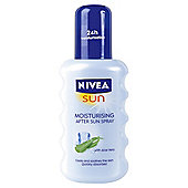 Nivea Sun Aftersun Cooling Spray 200ML