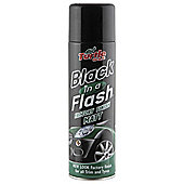 Black in a Flash Matte Factory Finish 500ml