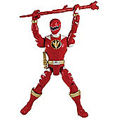 Power Rangers Super Megaforce - 12.5cm Dino Thunder Red Ranger Action Figure