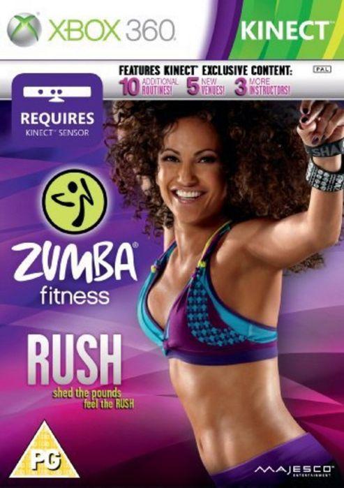Zumba Fitness - Rush (Xbox 360)