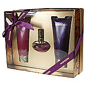 Monsoon 30ml EDT Spray, 100ml Body Cream & Bath and Shower Cream Gift Set