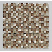 Naturals Mix Mosaic 300x300mm (0.09 M² / Box)