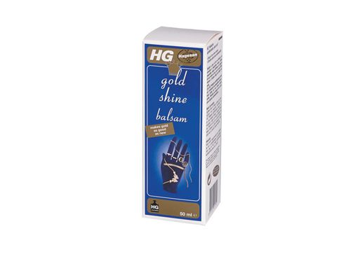 Hg Gold Shine Balsam 0.05Ltr