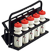 PRECISION TRAINING 10 x Folding Water Bottle Carrier