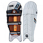 Gunn and Moore Original Ltd Edition D30 Cricket Batting Pads Legguards Men's-RH