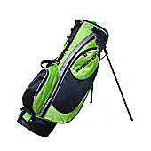 Prosimmon Golf Tour Dual Strap Stand Bag - Black