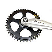 "Single Speed Alloy Track Fixie 1/8"" 42T Chainset"