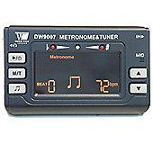 3-in-1 Tuner, Metronome & Tone Generator