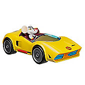 Danger Mouse Danger Car with Danger Mouse Figure
