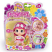 Pinypon Scented Doll - Pink Hair