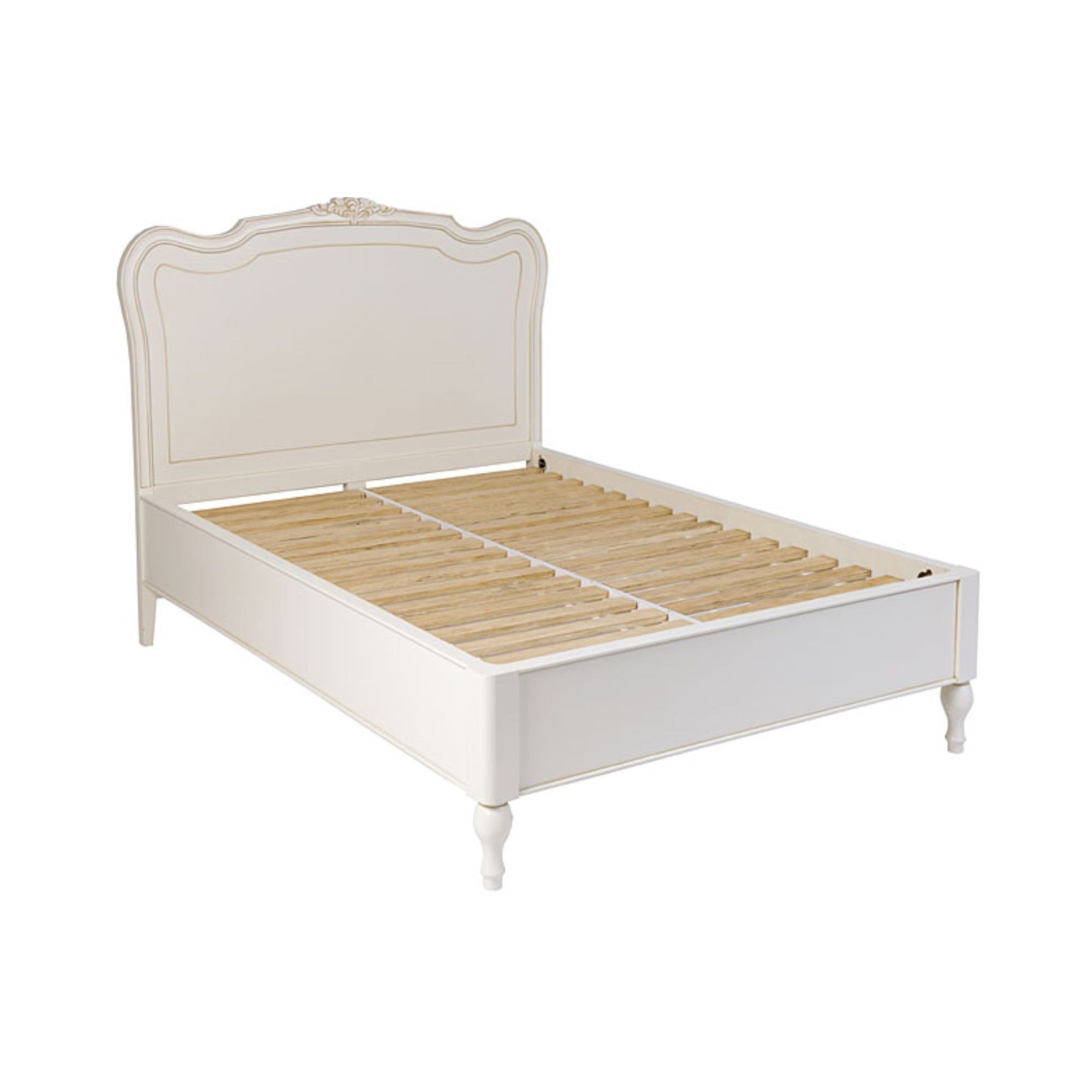 Kelburn Furniture Laurent Panel Bed - Double at Tesco Direct