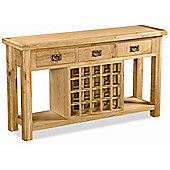 Alterton Furniture Pemberley Open Sideboard