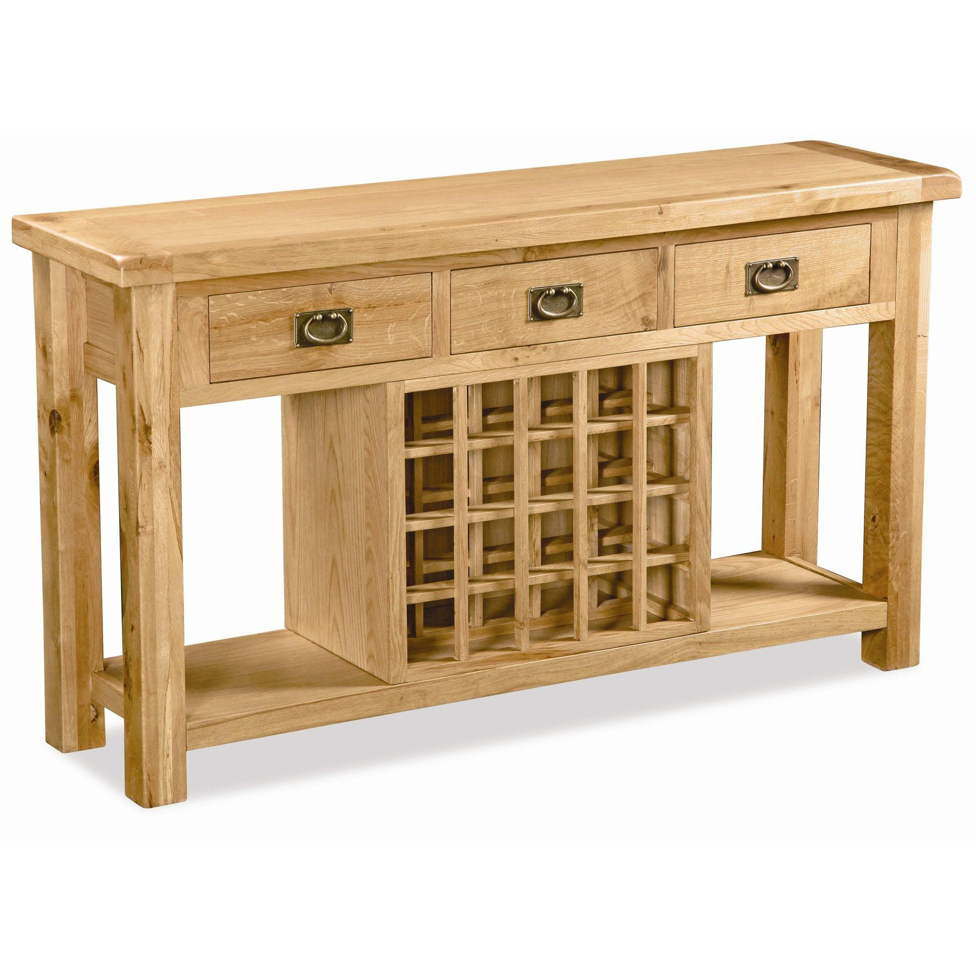 Alterton Furniture Pemberley Open Sideboard at Tesco Direct