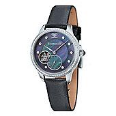 Thomas Earnshaw Australis Ladies Leather MOP Dial Watch ES-8029-01
