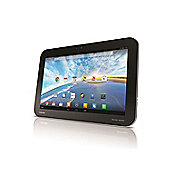 Toshiba Excite AT10PE-A-104 (10.1 inch) Tablet PC nVidia Tegra (4) 1.6GHz 1MB 32GB SSD WLAN Bluetooth Webcam Android 4.2 Jelly Bean (Precious Silver)