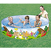 "Fill N Fun Paddling Pool 72"" x 15"""