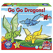 Orchard Toys Go Go Dragons Board Game