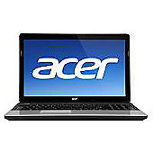 Acer Aspire E1-531-B9604G50Mnks (15.6 inch) Notebook PC Pentium (B960) 2.2GHz 4GB 500GB DVD Writer WLAN Webcam Windows 8 64-bit (Intel GMA HD)