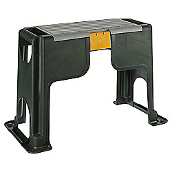 Tesco Plastic Kneeler/Stool