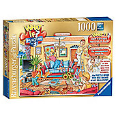 Ravensburger What If? Home Makeover 1000-Piece Jigsaw Puzzle
