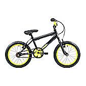 "Scorpion Maul 16"" Wheel Black BMX Bike"