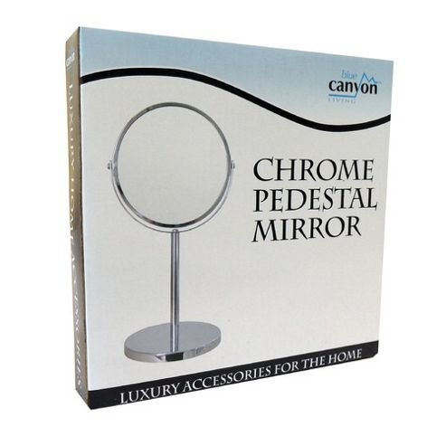Blue Canyon Pedestal Mirror