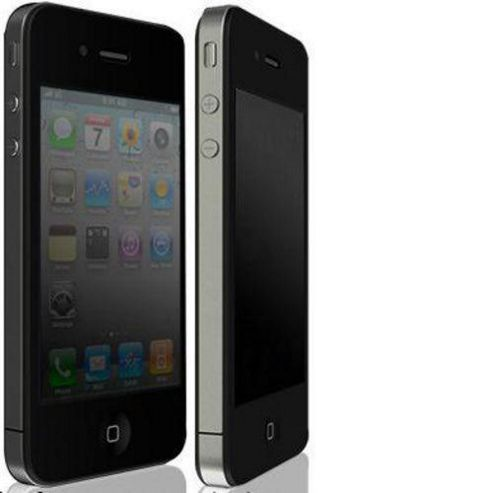 Apple iPhone 4, 4S S U-Bop dGUARD Screen Protector Privacy