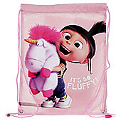 Minion Its so Fluffy Swim bag