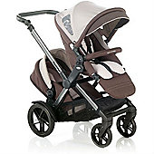 Jane Twone Tandem Pushchair (Basalt)