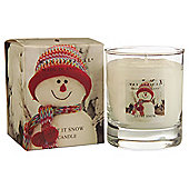 Wax Lyrical Snowman Boxed Candle